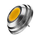 ieftine Becuri LED-2W 120-150lm G4 Spoturi LED 1LED LED-uri de margele COB Alb Cald / Alb Rece 12V / 1 bc / RoHs / CCC
