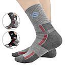olcso Kerékpáros zoknik-CoolChange Zoknik Tél Légáteresztő Korlátozza a baktériumokat Kempingezés és túrázás Mászás Kerékpározás / Kerékpár Motorkerékpár Férfi