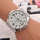 cheap Fashion Watches-yoonheel Women's Wrist Watch Casual Watch Metal Band Charm / Fashion Silver / One Year / SODA AG4