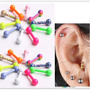 cheap Body Jewelry-Ear Piercing - Stainless Steel Ladies, Unique Design, Fashion Women's Body Jewelry For Daily / Casual
