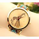 ieftine Ceasuri La Modă-Pentru femei Quartz Ceas de Mână Aliaj Bandă Charm / Modă Albastru / Auriu