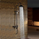 cheap Sprinkle® Faucets-Shower Faucet - Antique Oil-rubbed Bronze Shower System Ceramic Valve