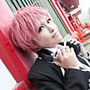 olcso Műcsalik & legyek-Szerepjáték Parókák Blue Exorcist Renzo Shima Anime Szerepjáték parókák 35 CM Hőálló rost Női