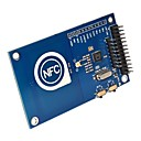 cheap Modules-A for Arduino 13.56mHz PN532 Compatible With Raspberry Pie Board NFC Card Reader Module