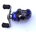 baratos Molinetes de Pesca-Molinetes de Pesca Molinete de Isca 6.3:1 Relação de Engrenagem+11 Rolamentos Canhoto Pesca de Mar Pesca de Água Doce Pesca Baixa - SY120