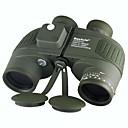 preiswerte Fernrohre, Ferngläser & Teleskope-Boshile 10 X 50 mm Fernglas Wasserfest / Dachkant / Nachtsicht im Niedrigen Licht Armeegrün / IPX-7 / Volle Mehrfachbeschichtung / ja