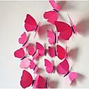 baratos Adesivos de Parede-Animais Adesivos de Parede Autocolantes 3D para Parede Autocolantes de Parede Decorativos Autocolantes de Frigorífico, Vinil Decoração