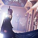 رخيصةأون أزياء تنكرية أنيمي-مستوحاة من Cosplay الكوسبلاي أنيمي أزياء Cosplay ياباني الدعاوى تأثيري فستان / جوارب / عباءة من أجل نسائي / شيفون / دانتيل