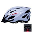 cheap Bike Helmets-MOON Adults Bike Helmet 21 Vents CE Impact Resistant Removable Visor EPS PC Sports Mountain Bike / MTB Road Cycling Cycling / Bike - White