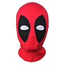 preiswerte Masken-Maske Superheld Zentai Kostüme Cosplay Kostüme Patchwork Maske Elasthan Lycra Herrn Damen Halloween