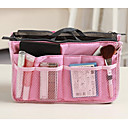 cheap Travel Bags-Travel Bag Travel Kit Travel Toiletry Bag Cosmetic Bag Insert Organizer Handbag Travel Luggage Organizer / Packing Organizer Waterproof
