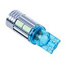 baratos Luzes de Seta para Veículos-2pcs T10 Carro Lâmpadas 3W SMD 5630 300lm LED Lâmpada de Seta For Universal