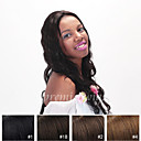 cheap Human Hair Wigs-Human Hair Lace Front Wig Wig Wavy 130% Density Natural Hairline / African American Wig / 100% Hand Tied Women's Short / Medium Length / Long Human Hair Lace Wig