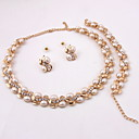 cheap Jewelry Sets-Women's Others Jewelry Set Earrings / Necklace / Bracelets - Regular For Wedding / Party / Special Occasion