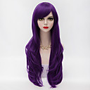 cheap Synthetic Capless Wigs-Synthetic Wig Curly / Wavy Synthetic Hair Wig Women's Long Capless