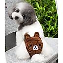 hesapli Köpek Giyimi-Kedi Köpek Kostümler Kıyafetler Pantolonlar Köpek Giyimi Karton Sarı Kahverengi Pembe Pamuk Kostüm Evcil hayvanlar için Cosplay Düğün