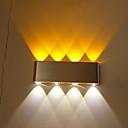 halpa Tasokiinnitys seinä valot-Moderni / nykyaikainen Hallway Metalli Wall Light 220V / Integroitu LED