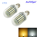 cheap Night Lights-YouOKLight 6W 450-500 lm E26/E27 LED Corn Lights T 90 leds SMD 3528 Decorative Warm White Cold White DC 12V