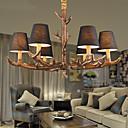 billige Vedhæng Lys-5W Vedhæng Lys ,  Vintage Andre Feature for LED Resin Stue / Soveværelse / Spisestue / Læseværelse/Kontor / Spillerum