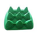 billige LED-lyspærer-Bakeware verktøy Plast GDS Kake Cake Moulds 1pc