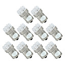 halpa Car Signal Lights-SO.K 10pcs BA15S(1156) Auto Lamput 2 W 200 lm LED Takavalot For Universaali