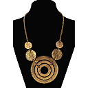 cheap Jewelry Sets-Women's Statement Necklace - Statement, European, Fashion Gold, Screen Color Necklace Jewelry For