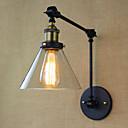 povoljno Viseća rasvjeta-Rustic / Lodge Svjetla za osvjetljavanje Metal zidna svjetiljka 110-120V / 220-240V 40 W / E26 / E27