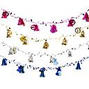 abordables Decoraciones y Diamantes Sintéticos para Manicura-Decoraciones de vacaciones Festividades y Saludos Árboles de Decoración Fiesta / Navidad Rojo / Azul / Rosa oscuro 1pc