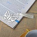 cheap Practical Favors-Wedding / Anniversary / Engagement Party Stainless Steel Bookmarks & Letter Openers Garden Theme / Asian Theme / Butterfly Theme - 1 pcs