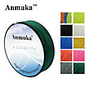 cheap Fishing Lines-100M Anmnka Brand  Super Strong Japan Multifilament PE Braided Fishing Line 8 ~ 80LB