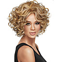 cheap Kitchen Cleaning Supplies-high quality european and american fashion curly wig two colors are optional