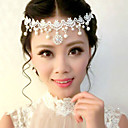 cheap Wedding Flowers-Alloy Headbands / Headwear with Floral 1pc Wedding / Special Occasion Headpiece
