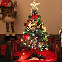 お買い得  クリスマスデコレーション-人工花 1 ブランチ シンプルなスタイル クリスマスツリー フロアフラワー