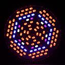 abordables Máscaras para Celebraciones-1pcs crece el LED 80w e27 specturm completo llevado crece la luz ultravioleta ir rojo azul blanco de las plantas con flores caja de cultivo