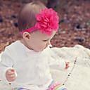 preiswerte Kinder Hüte & Kappen-Baby Mädchen Süß Alltag Nylon / Satin Haarzubehör Rosa / Dunkelrot / Hellblau Einheitsgröße / Stirnbänder