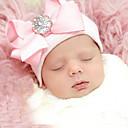 preiswerte Parykopfbedeckungen-Kinder / Baby Jungen / Mädchen Baumwolle Hüte & Kappen Rosa / Stirnbänder