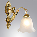 cheap Wall Sconces-Traditional / Classic Wall Lamps & Sconces Metal Wall Light 110-120V / 220-240V 60W
