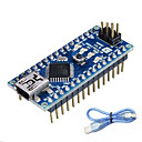 cheap Displays-Nano V3.0 ATMEGA328P for Arduino (Works with Official Arduino Boards)