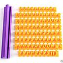 billige Bageredskaber-Bageværktøj Plast GDS Kage Cake Moulds 1pc