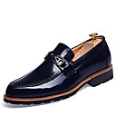 cheap Cell Phone Cases & Screen Protectors-Men's Formal Shoes Faux Leather Spring / Fall Comfort / Formal Shoes Oxfords Slip Resistant Brown / Red / Blue / Wedding / Dress Shoes