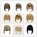 abordables Utensilios de Horno-Trustfire Con Clip Extensiones de cabello humano Recto / Clásico Cabello humano Nano / Corte Recto