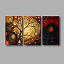 cheap Animal Paintings-Oil Painting Hand Painted - Landscape Modern Canvas
