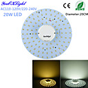 cheap PS4 Accessories-YouOKLight 1800 lm LED Ceiling Lights 100 leds SMD 2835 Decorative Warm White Cold White AC 110-130V AC 220-240V