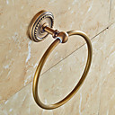 cheap Toothbrush Holder-Towel Bar Antique Brass 1 pc - Hotel bath towel ring