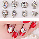 cheap Rhinestone & Decorations-2 Nail Jewelry Abstract Classic Daily Abstract Classic High Quality