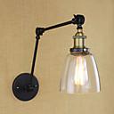baratos Arandelas de Parede-Rústico / Campestre Luminárias de parede Metal Luz de parede 110V / 110-120V / 220-240V 40W