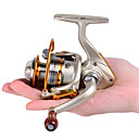 cheap Fishing Reels-Ice Fishing Reels 5.2:1 Gear Ratio+10 Ball Bearings Hand Orientation Exchangable Bait Casting Ice Fishing Spinning Freshwater Fishing