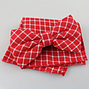 cheap Men's Jewelry-Other Vintage Cute Party Work Casual Red Other Tie Bar