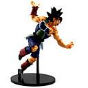 billige Anime actionfigurer-Anime Action Figurer Inspirert av Dragon Ball Son Goku PVC 23 cm CM Modell Leker Dukke