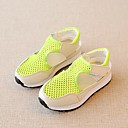 baratos Sapatos de Menina-Para Meninos / Para Meninas Sapatos Tule Verão Conforto Sandálias Vazados para Rosa / Azul / Amarelo